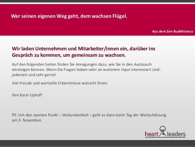 """""""Mach doch, was du willst!"""" - 3. Oktober 2014 - Tag der Wertschätzung Slide 3"""