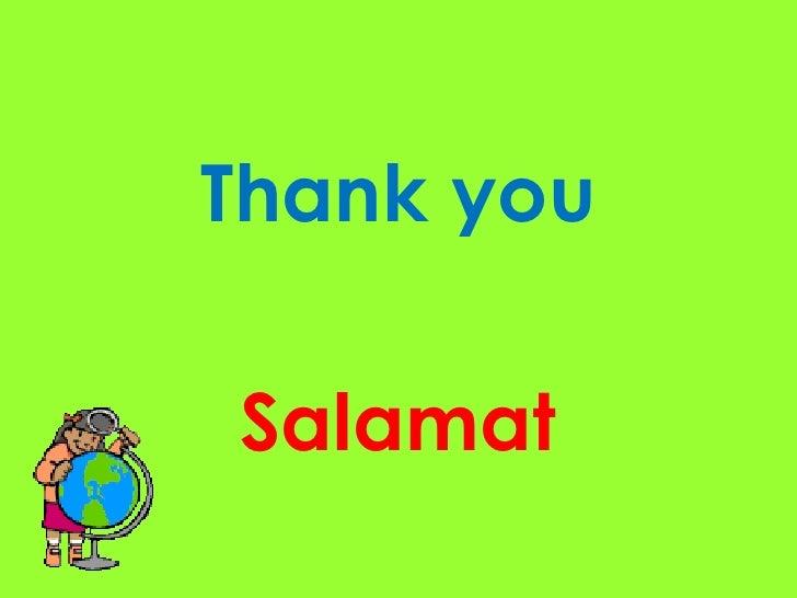thank you salamat