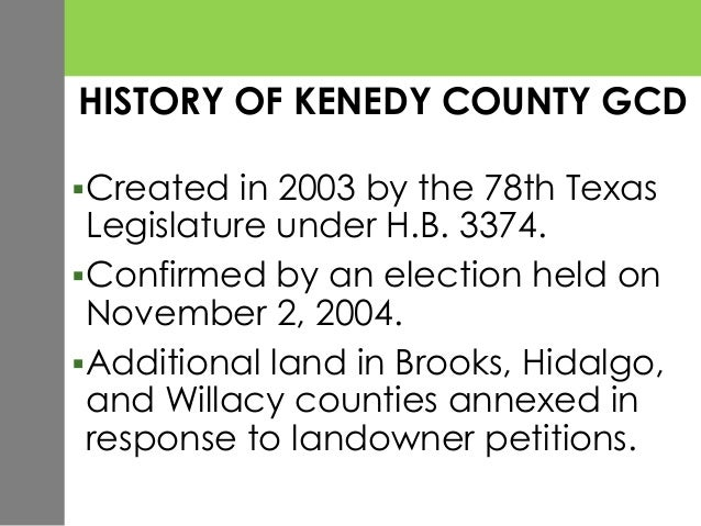 kenedy county Kenedy county texas is a county located in texas state in usa  as of 2016, it was ranked position 252, position 25 and position 253 in terms of population, area and population density respectively among all the 254 counties in texas state.