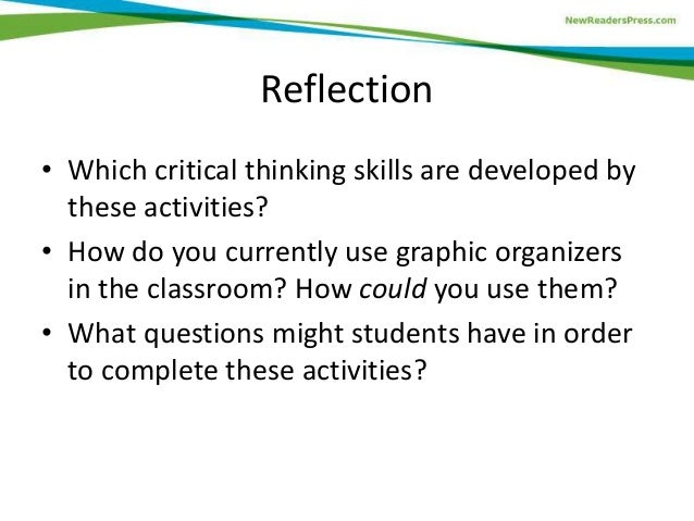 critical thinking skills activities adults
