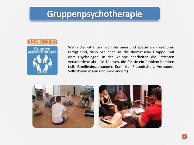 Tagesablauf des patienten v-klinik.de Slide 3