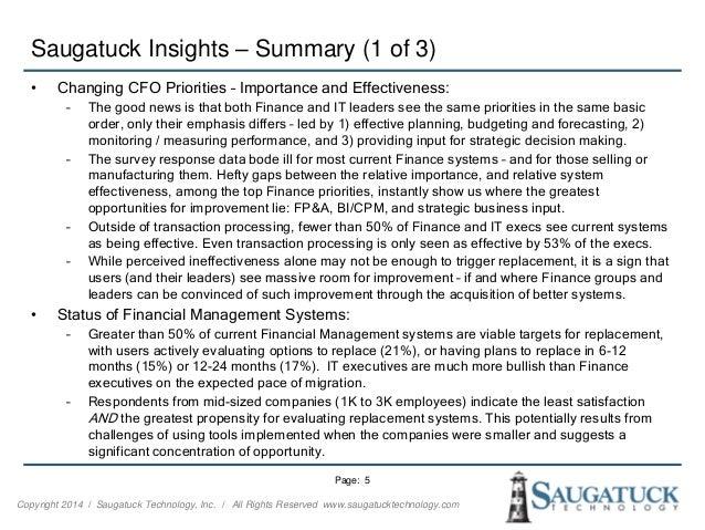 Copyright 2014 ǀ Saugatuck Technology, Inc. ǀ All Rights Reserved www.saugatucktechnology.com Saugatuck Insights – Summary...