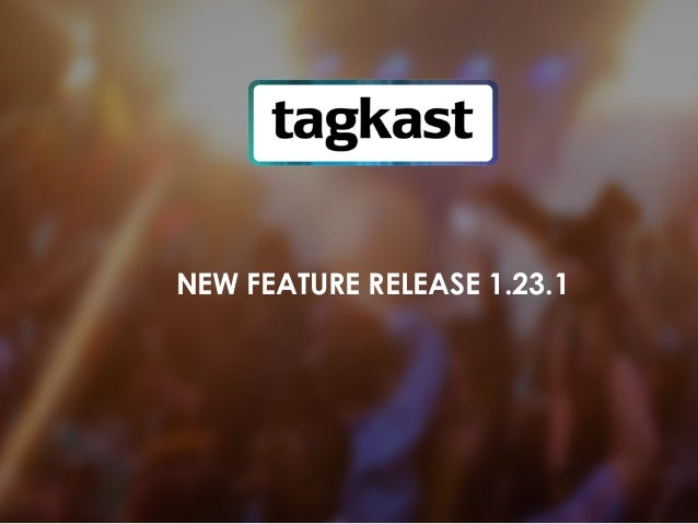 NEW FEATURE RELEASE 1.23.1
