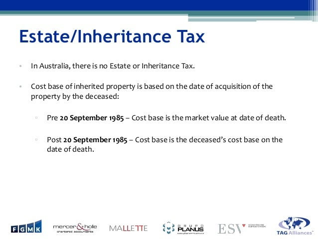 Inbound Real Estate Investment Taxation (United States
