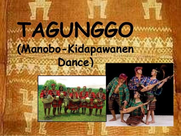 Tagunggo (Philippine Folk Dance)
