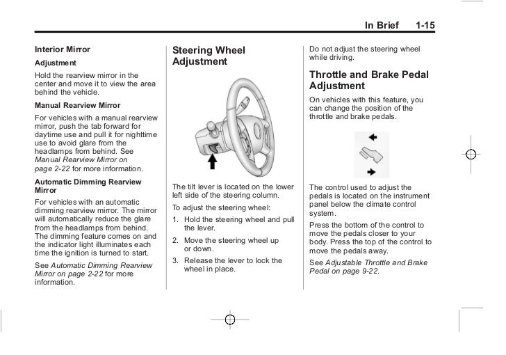 2012 chevrolet suburban owners manual