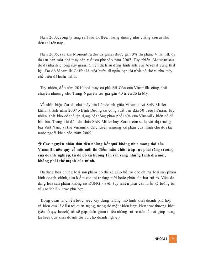 NHÓM1 9 Năm 2003, công ty tung ra True Coffee, nhưng dường như chẳng còn ai nhớ đến cái tên này. Năm 2005, sau khi Moment ...