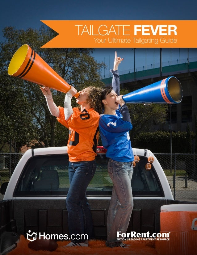 TAILGATE FEVER Your Ultimate Tailgating Guide