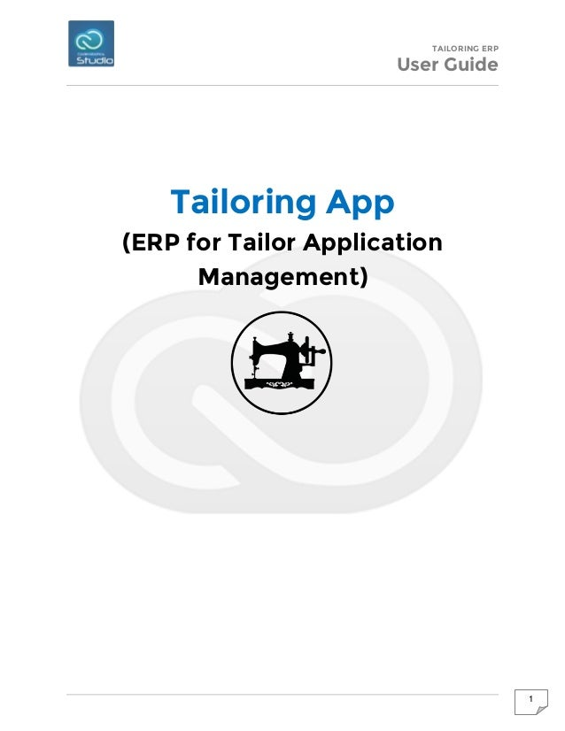 Tailor Management System