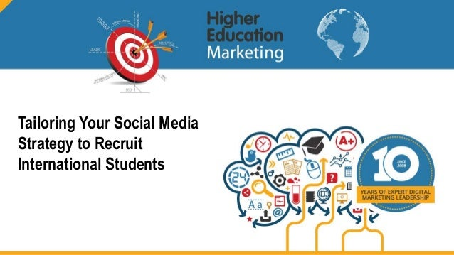 Tailoring Your Social Media Strategy to Recruit International Students
