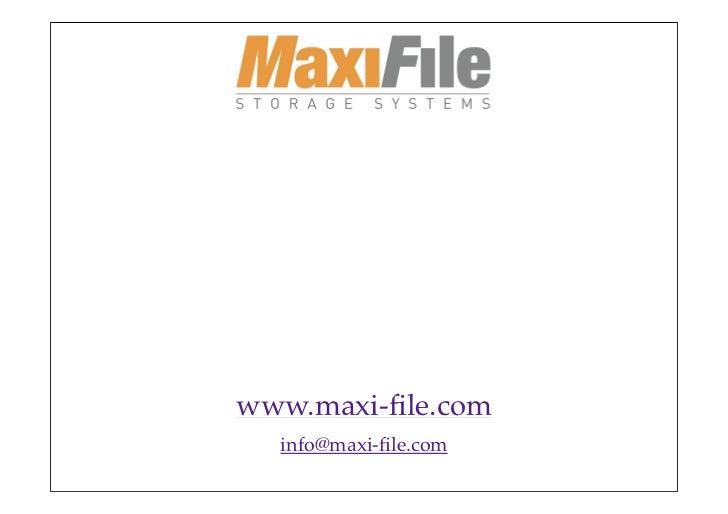 www.maxi-file.com  info@maxi-file.com