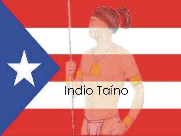 Indio Taíno