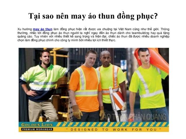 Tại sao nên may áo thun đồng phục? Xu hướng may áo thun làm đồng phục hiện rất được ưa chuộng tại Việt Nam cũng như thế gi...