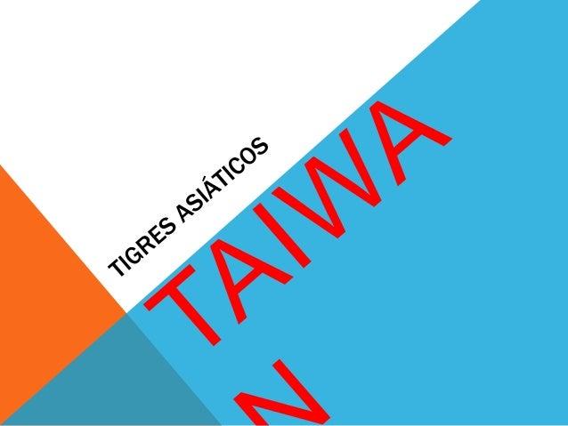 A República da China, na ilha de Taiwan, tem uma economia capitalista dinâmica com uma orientação governamental do investi...