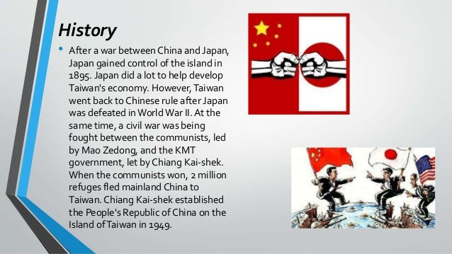 an introduction to the history of china after it was defeated by japan in 1895 The chinese revolution and chinese communism  german concession at shantung to china, but gave it to japan  mao's china and after a history of the people's .
