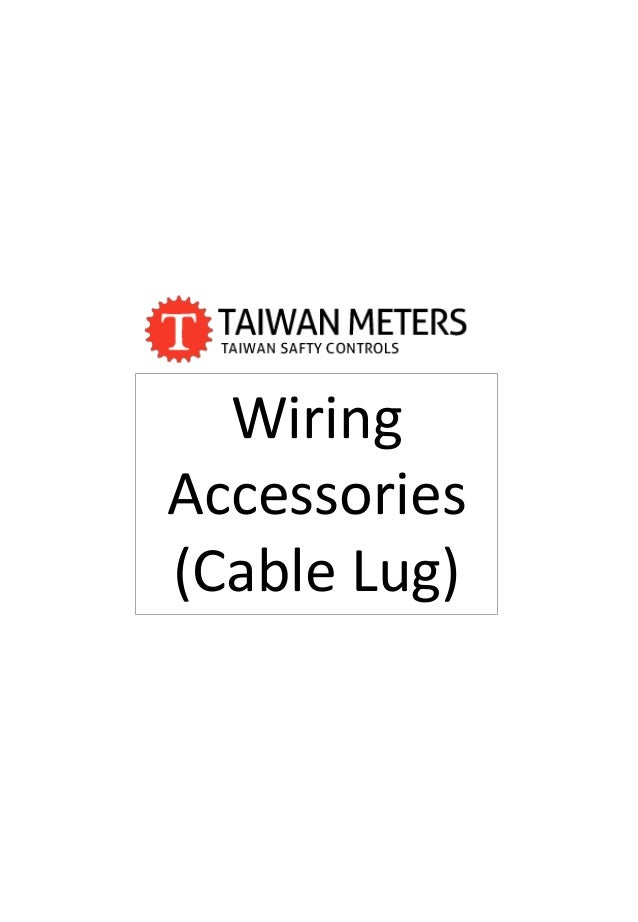 Wiring Accessories (Cable Lug)