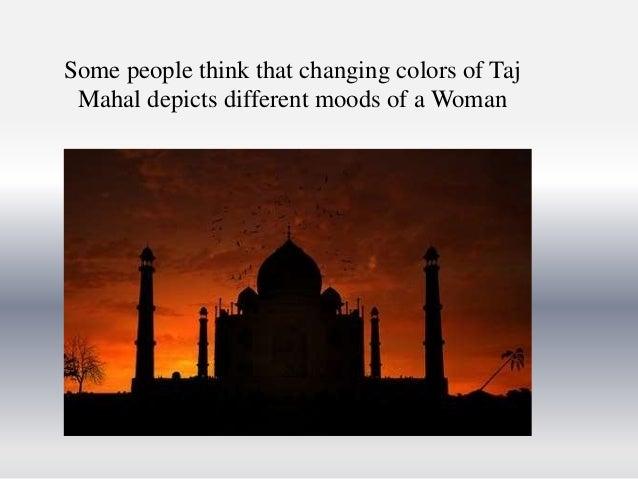 Taj Mahal Facts And Truths