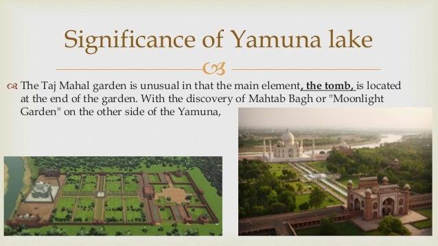 14.   The Taj Mahal garden ... - Taj Mahal-garden