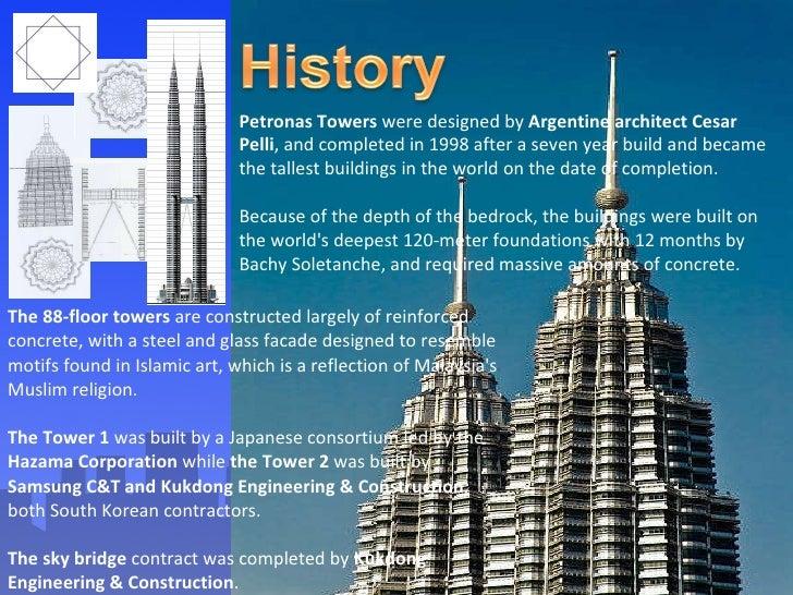 Taj Mahal Vs. Petronas Tower