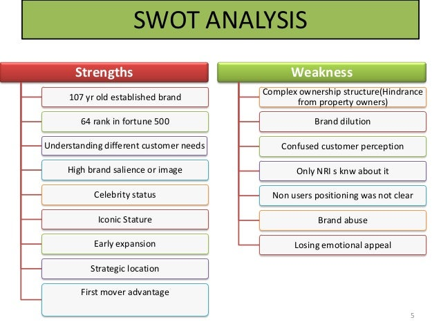 Accor SA SWOT Analysis