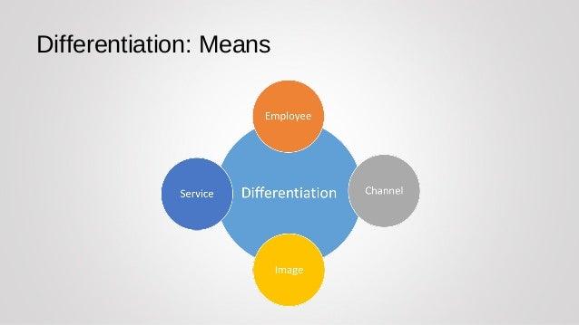 Employee Differentiation