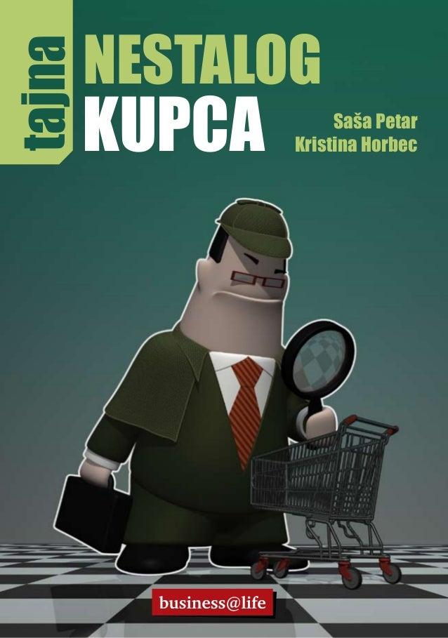 tajna  NESTALOG  KUPCA  Saša Petar Kristina Horbec