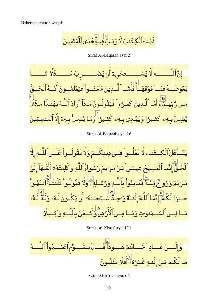 Surat Al Kahfi Ayat 65 66 A K Binfo