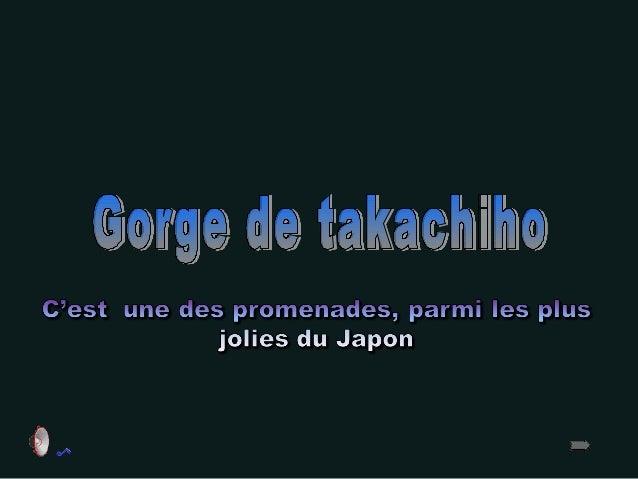 Takachiho Près de Takachiho, une préfecture de Miyazaki, se trouve la Gorge de Takachiho, un endroit naturel qui combine q...