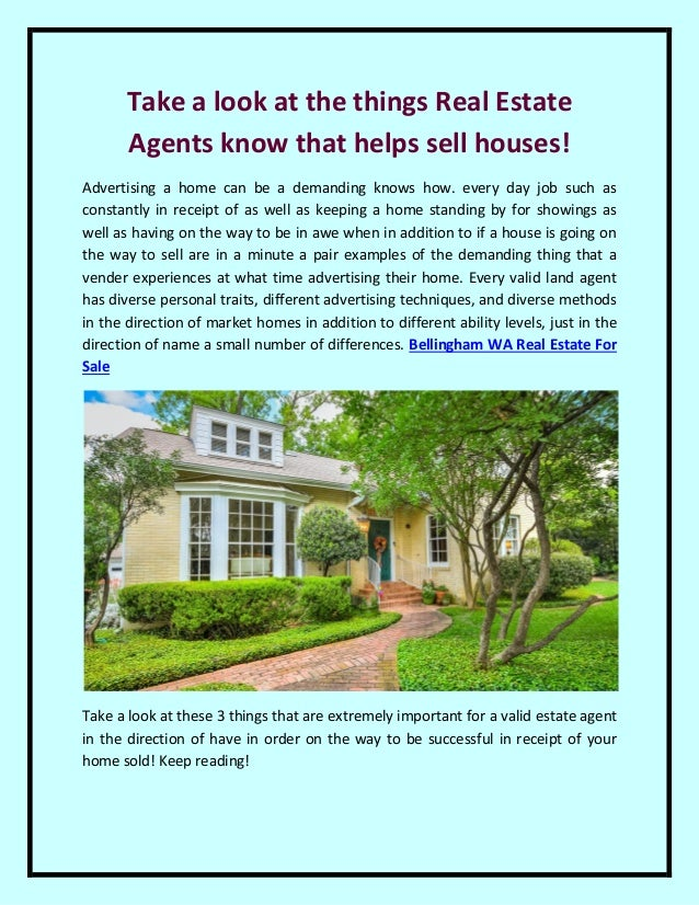 how to sell products to real estate agents