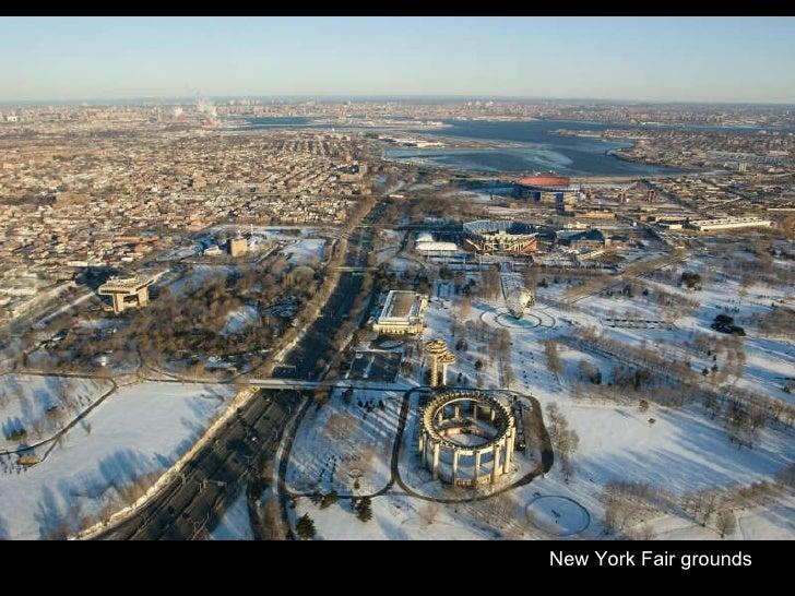 New York Fair grounds