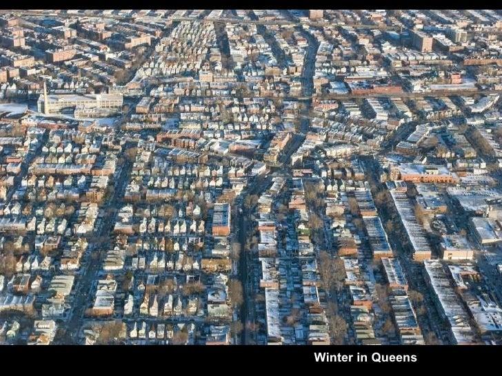 Winter in Queens