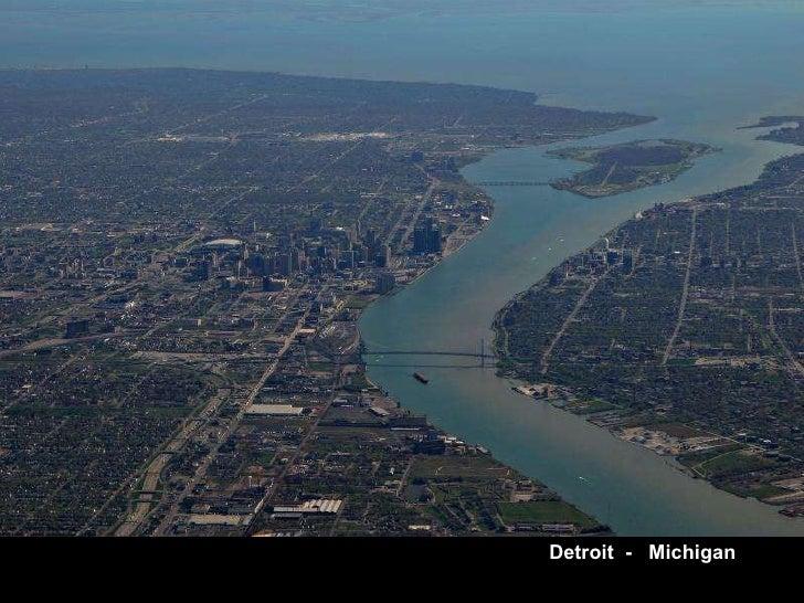 Detroit  -  Michigan