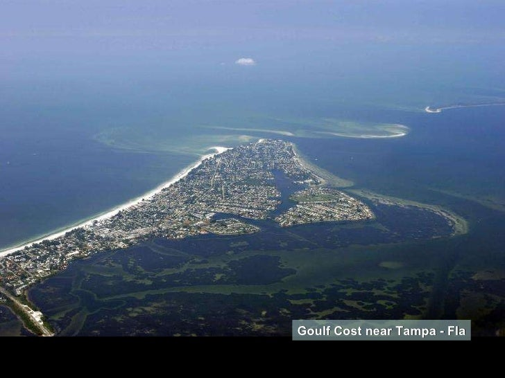 Goulf Cost near Tampa  - Fla