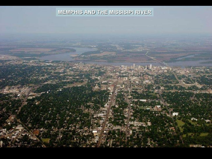 MEMPHIS AND THE MISSISIPI RIVER