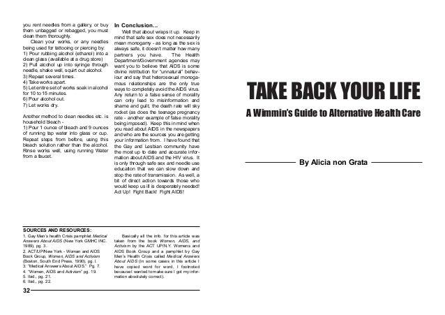 Take back your_life