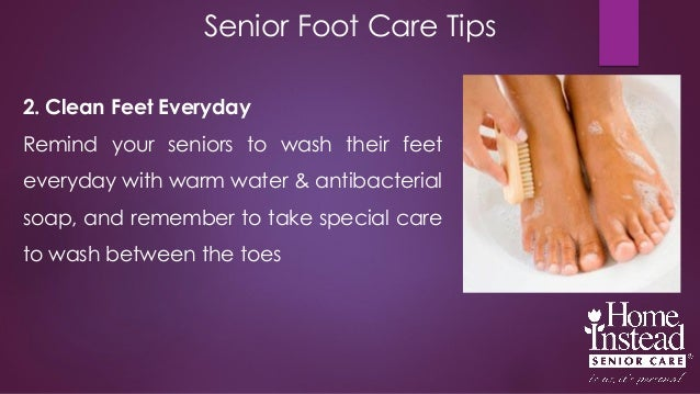 how to take care of your toes