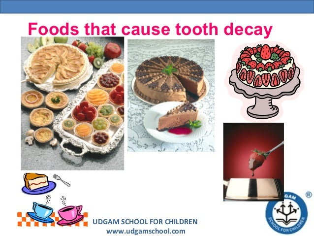 Take care of your teeth for Cuisine for a cause