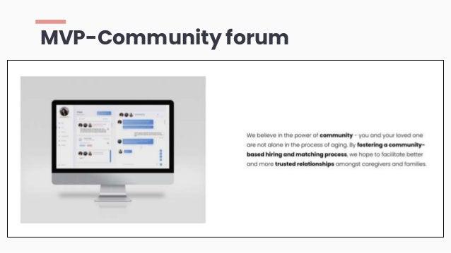 MVP-Community forum