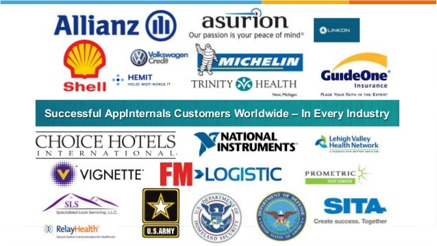 © 2014 Riverbed Technology. All rights reserved. 23 Successful AppInternals Customers Worldwide – In Every Industry
