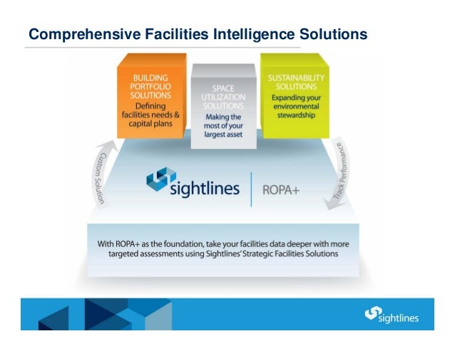 Comprehensive Facilities Intelligence Solutions