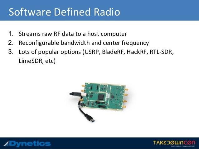 OSINT RF Reverse Engineering by Marc Newlin