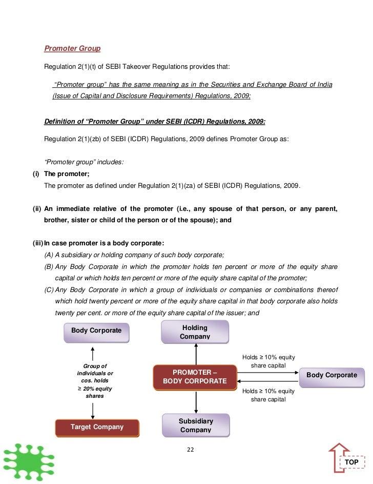 sebi icdr regulations 2012 pdf