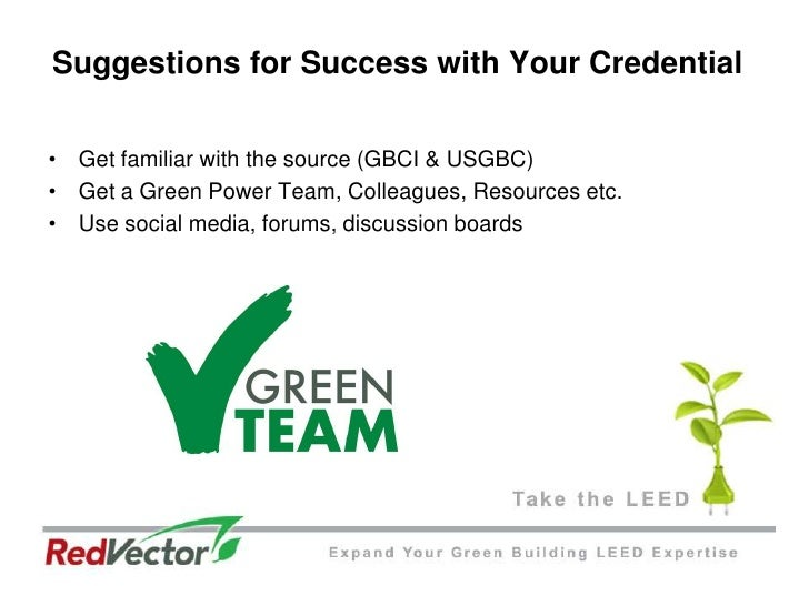RedVector is the leader in green building online education - with an exclusive Certificate in Sustainable Design and Green Building from the University of Tennessee.