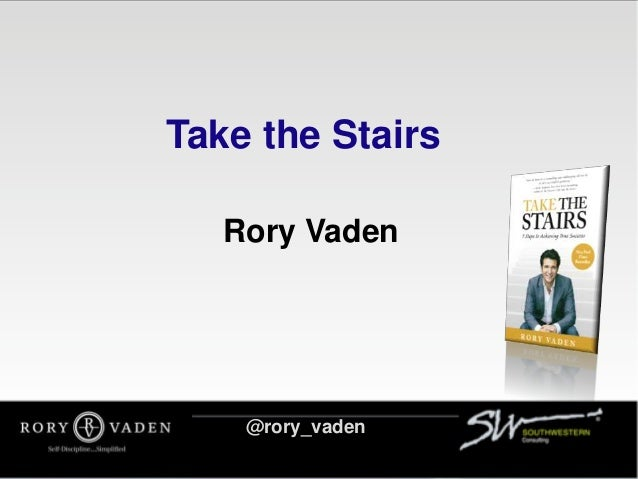 Take The Stairs Keynote For Upload