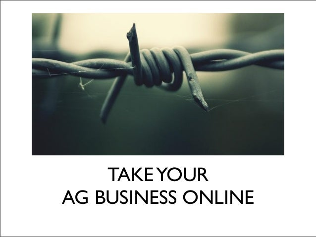 TAKEYOURAG BUSINESS ONLINE