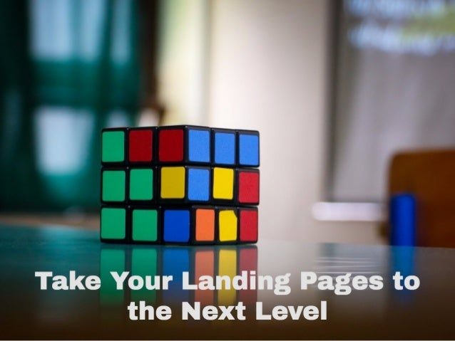 TAKEYOUR LANDING PAGESTOTHE NEXT LEVEL Parker Short, Jaxzen Marketing Strategies