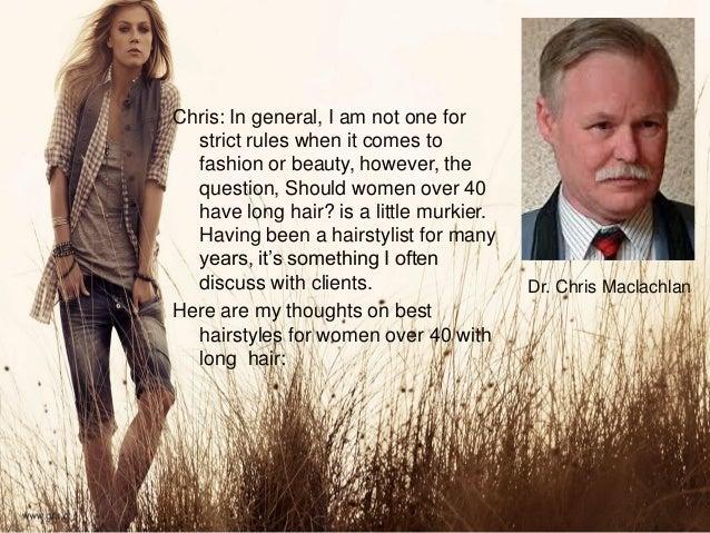 what women look for in men over 40