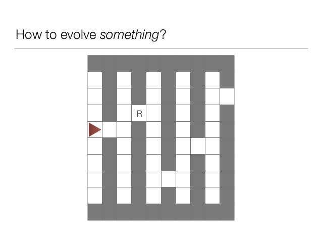 How to evolve something? R