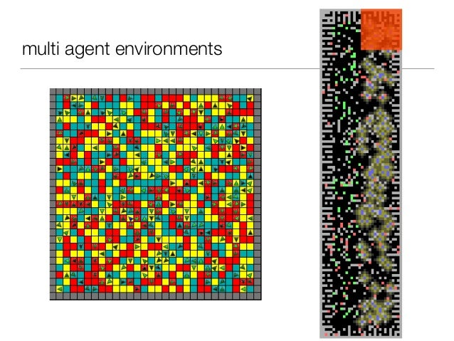 multi agent environments