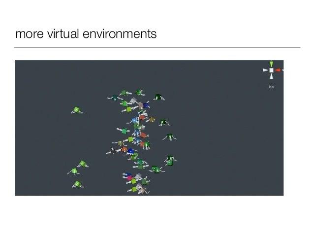 more virtual environments